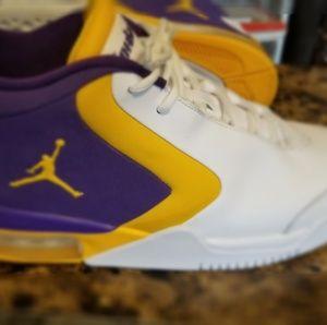 Nike Air Jordan [Lakers]